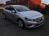 Mercedes A Class new shape 1.5 A180d Sport (Executive Pack) 5dr