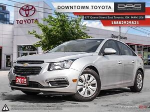 2015 Chevrolet Cruze LT ONLY 2714KM LIKE-A-BRAND-NEW!!