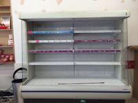2x Shop Large Display Fridge - Bargain shop clearance