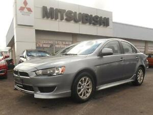 2012 Mitsubishi Lancer SE Peterborough Peterborough Area image 1