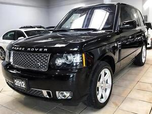 2012 Land Rover Range Rover Autobiography REAR DVD | FULLY LO...