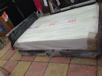Brand New Double Size Bed From Dreams With Mattress & Headboard + RRP £699