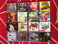 CD Job Lot- 28 Mix CDs-Very Good Conditions