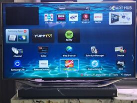"Samsung UE46ES8000 46"" LED 3D TV with Full HD"
