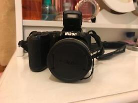 Nikon Coolpix L330 Digital Bridge Camera and Accessories