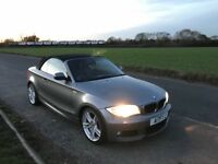 Bmw 1 series M sport 118d Coupe Convertible