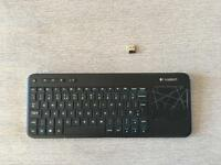 Logitech Wireless Keyboard & Mouse