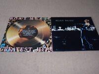 Roxy Music Vinyl LP's