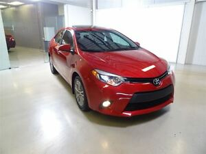 2014 Toyota Corolla 4-Door Sedan LE ECO Upgrade Pkg Cvti-S