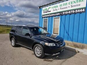 2008 Saab 9-7X I6 AWD; Heated Leather, P/Roof & MORE