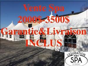 Liquidation SPA 3ANS Garantie&Livraison OUVERT Dimanche&Lundi
