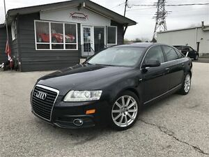 2010 Audi A6 3.0L Special Edition|SLINE|CAM|SUNROOF|LEATHER|