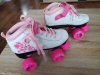 Vision roller skates size 1