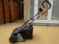 Second Hand Electric Scarifier For Sale