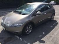 2006 Honda Civic SE I-CTDI diesel 6 speed