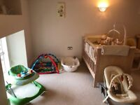 Entire Nursery set and more
