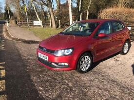 2015 VW Polo 1.2 TSI BlueMotion Tech SE DSG (s/s) 1 year mot Low Mileage 13000 Cat D