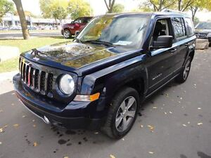 2016 Jeep Patriot NORTH 4X4*LEATHER +SUNROOF*HIGH ALTITUDE PKG*