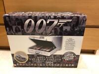 James Bond DVD collection