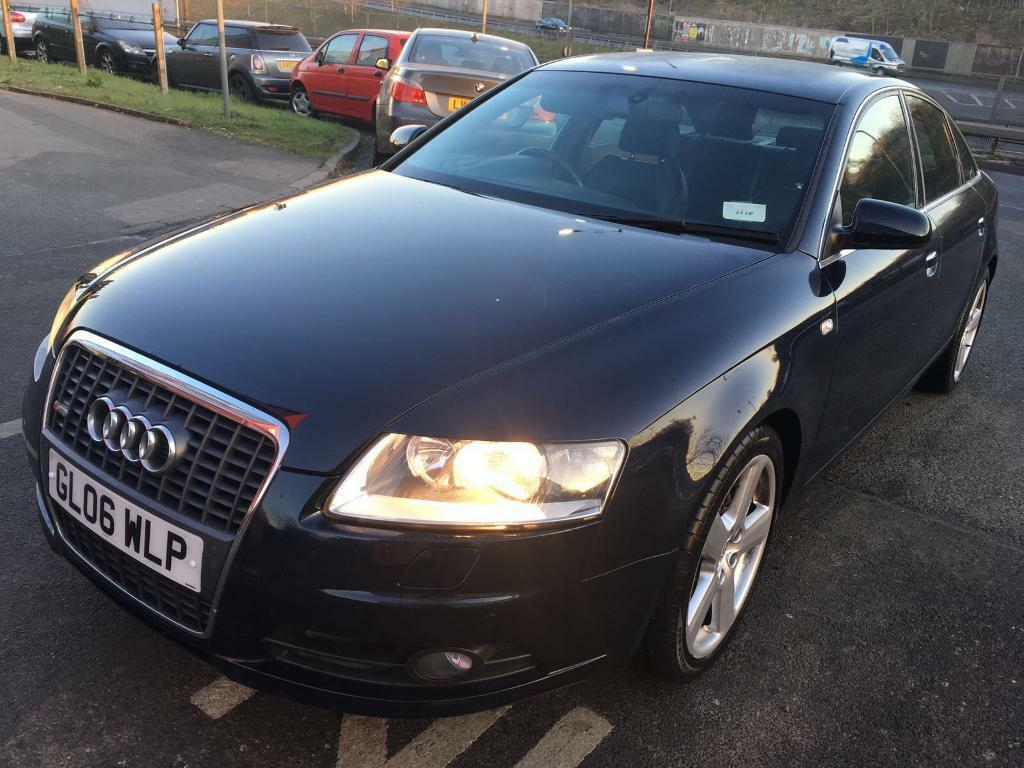 Audi A6 Saloon 2.0 TDI S Line Saloon 4dr Diesel Automatic LEATHER NAV CAMBELT CHANGED