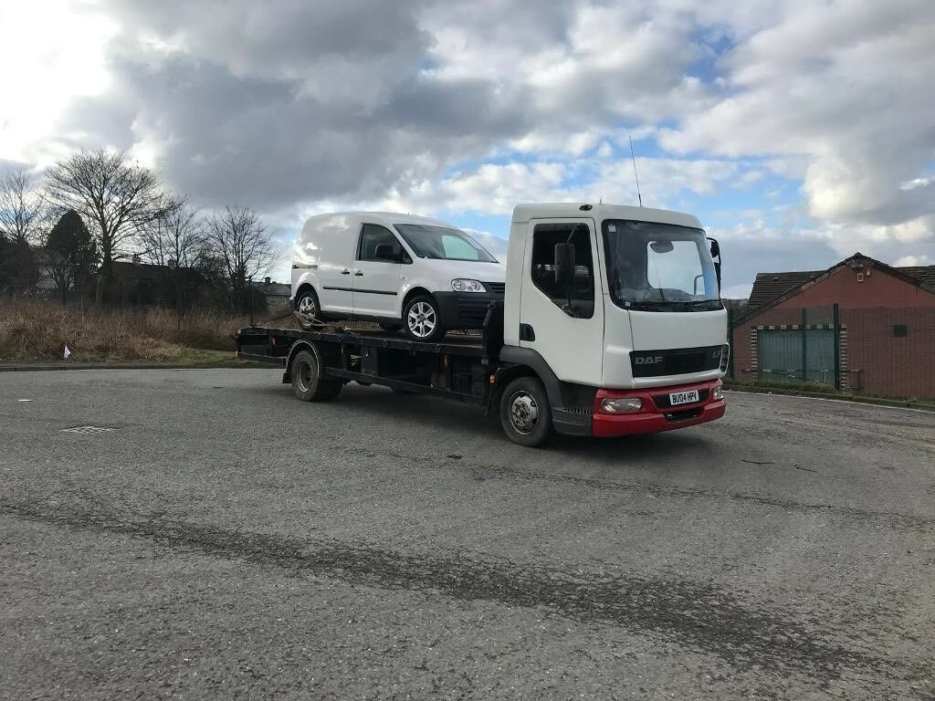 TOWING TRUCK CAR RECOVERY 24-7 VAN BREAKDOWN VEHICLE TOW TOWING