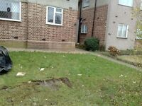 Excellent 2 Bedrooms Ground floor fat with front and back Garden in Clayhall-- No DSS please