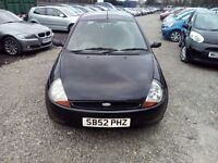 Ford KA 1.3 Style 3dr, PART SERVICE HISTORY. HPI CLEAR. LONG MOT. IDEAL FOR NEW DRIVERS