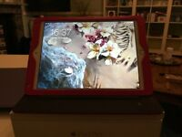 "APPLE iPad Pro 9.7"" 32GB Rose Gold & Smart Keyboard £600 Ono."