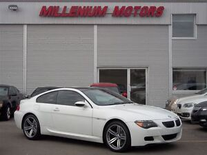 2007 BMW M6 500 HP SMG COUPE / NAVIGATION / ONLY 83,000 KM