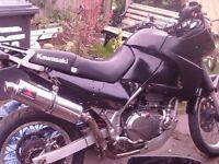 Kawasaki KLE500cc twin