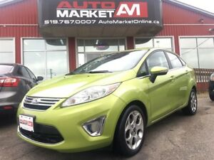 2011 Ford Fiesta SEL, Alloys, WE APPROVE ALL CREDIT