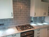 All aspects of tiling work from fitting to repair , re grouting and re sealing. Free Quotations.