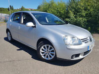 2008 (58) Volkswagen Golf 1.9 TDi Automatic with Full Leather