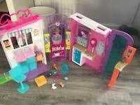Barbie vets centre