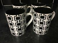 11 tea cups (mugs) for quick sale