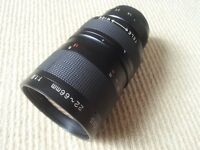 COSMICAR 22-66mm F 1.8 TELEVISION CAMERA LENS with C- mount