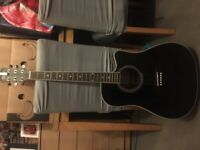 Acoustic guitar fullsize