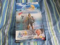 FINAL FANTASY X TIDUS Action Figure Boxed NEW SEALED FFX Video Game Character