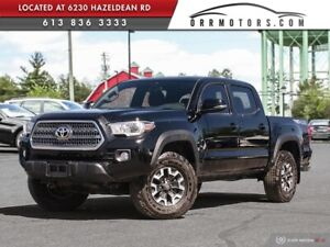 2017 Toyota Tacoma TRD Off Road ONE OWNER | 4X4 | AUTOMATIC |...