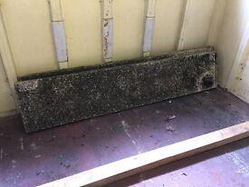 8 x free concrete slabs