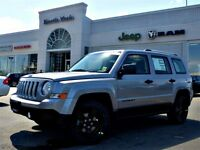 2015 Jeep Patriot Sport New 4X4 Trac Cntrl Cruise Cntrl A/C 17 A