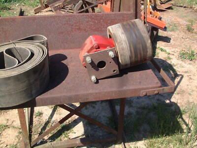 Heavy Duty Sawmill Cut Off Saw On Stand Belt Pto Motor 5 Ft. X 4 Ft X 51 H.