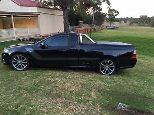 2012 Ford Falcon Turbo Ute FG MKII XR6T Limited Edition Ellis Lane Camden Area Preview