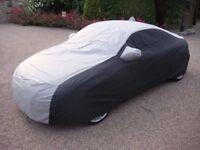 Specialised car cover for Audi TT Mark 1