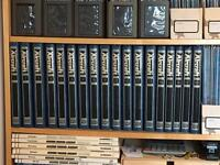 Illustrated Encyclopedia of Aircraft, complete 18 volumes, excellent condition