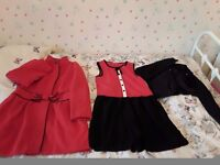 GIRLS OUTFIT ***Beautiful Set*** Age 8 yrs ONLY WORN ONCE