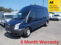 Ford Transit 350 FWD 2.2 TDCi 100 LWB H/Roof***ONLY 76,000 Miles***