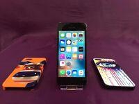 Apple iPhone 5-16Gb- on Vodafone