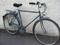 Raleigh Courier Classic Town bike - ready to ride - central Oxford