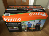 Flymo PowerVac 3000 Electric Garden Vacuum/Blower